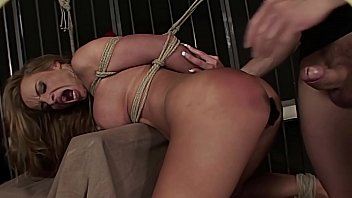 I fucked bonnie Bonny gets, what she deserves.part 3.drilled ass,nasty double penetrations and squirting bound orgasms.