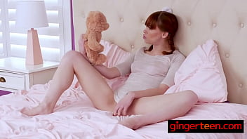 TINY PETITE gets her tight horny pussy FUCKED BY stepfather
