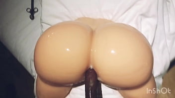 PAWG Doggystyle POV