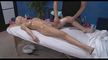 Totally free streamed porn Sexy 18 year old gril gets fucked hard from behind by her masseur