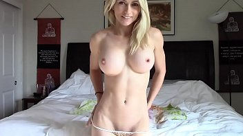 Blonde webcam goddess 7 - strip and squirt