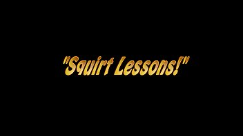 Squirt Lessons with Sara Jay