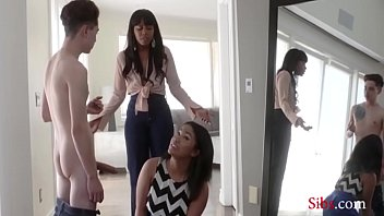 Whore Sister steals my BF for a ride- Jenna Foxx & Loni Legend