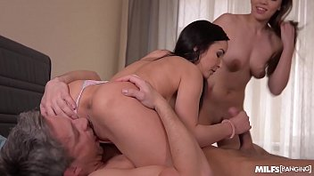 Milfs Banging During Epic Threesome With Francys Belle&Ellie Springlare Preview