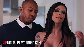 Tattoo girl (Karma Rx) gets her pussy and ass pounded - DigitalPlayground