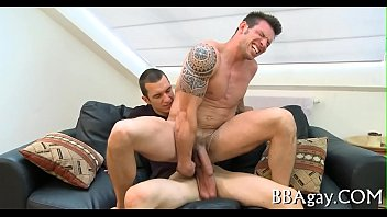 Free fucking gay man movie Homo dude sure knows how to ride