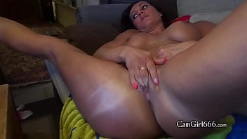 Amateur wife squrting while having orgasm