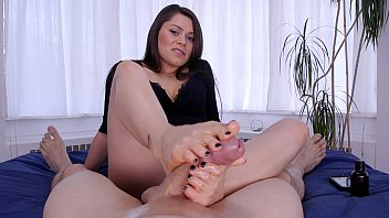 Meana Wolf - Footjobs - Foot Fucked