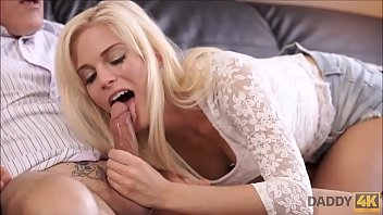 Cock Mad Cheating Teen Fucks Her Boyfriend's Father