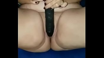 Bubblz Galore Dildo Orgasm