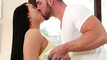 Anna popplewell sexy Passion-hd good morning kitchen fuck with sexy anna rose