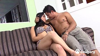 MILF Celiny Salles Has Her Spicy Latin Asshole Fucked