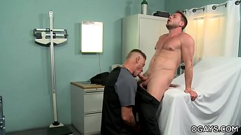Gay sex kino berlin - Gay medics fuck in a locked examination room