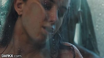 Haley Reed Deepthroats Underwater Before Being Pounded In Shower