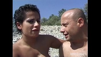 Blowjobs fucked and buggered on the nude beach