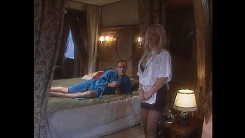 Golden tulip porn access code - Classy blonde woman in black stockings banged in bed