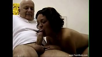 Amateur Massage With A Blowjob