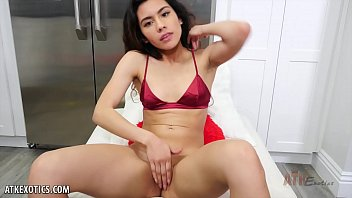 Asian american christians Christian charity rubs her sweet pussy raw