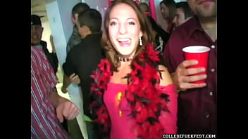 College hoes fucked at halloween party