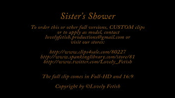 Clip 62P Step-Sisters Shower - Full Version Sale: $8 thumbnail