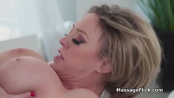 Private fuck massage for slutty big tit MILF