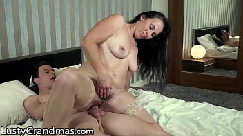LustyGrandmas I Banged Hard My Mature Hot Maid With Facial
