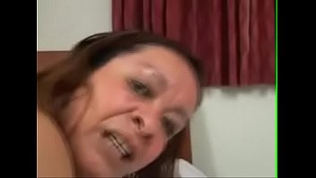 Fat brazilian milf picked up in street and fucked hard