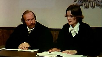 Orgy - Judge investigates facts of the case in the courtroom thumbnail