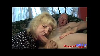 Hairy Old Granny Feels Horny