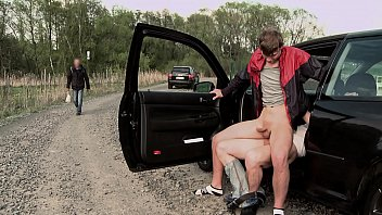 Free gallery gay hunk picture Gaywire - hitchhiking leads to public gay sex featuring paul fresh nathan