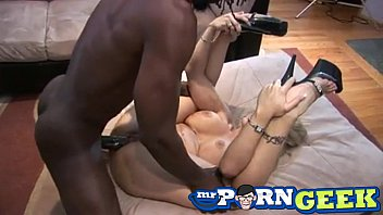 Starla Sterling First Interracial