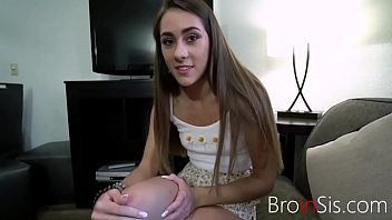 Sister Wants To Fuck Brother Before He Leaves- Mackenzie Mace