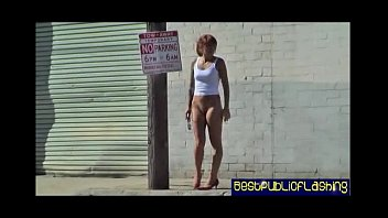 Naked people on street view - Annabelle - joyful public exhibitionist pt. 1