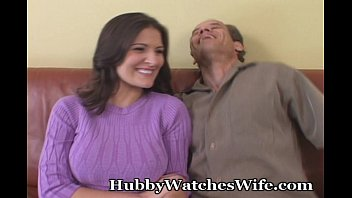 Wife fucking strange men - Sissy hubby watches real man