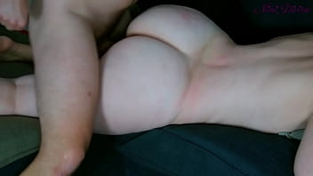 Young Step Son Destroys His Step Mom's Big Ass!