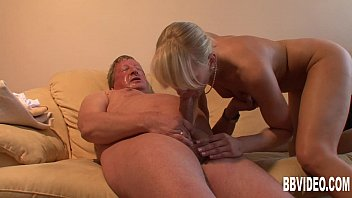 German couple fucking for an old slag