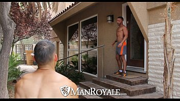 Gay workout acter Manroyale - muscle bfs rod stone fernando del rio fucking