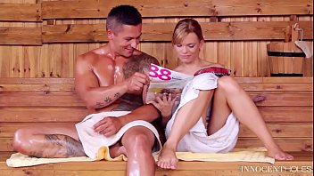 Young and Horny Baby Dream - Sizzling Sauna