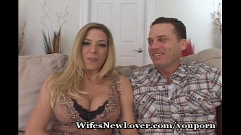 Sexual abuse and physical damage - Darling wifey fucks new lover