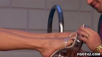 Jasmine Rouge - Foot Fetish Daily anon v pprnhub