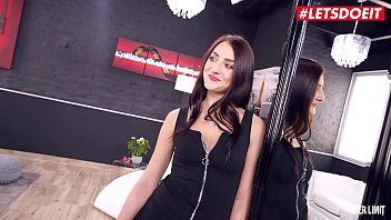 HER LIMIT - #Katy Rose #Mike Chapman - Cute Czech Pornstar Tries Her Anal Limits With A BBC Lover