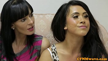 Rough Holly Kiss in humiliation treatment