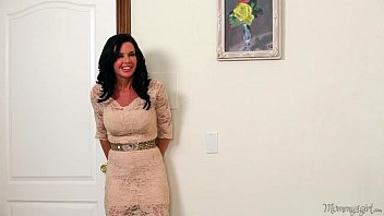 Step-Mother Veronica Avluv and Katie St. Ives Lesbian Affair  #36200
