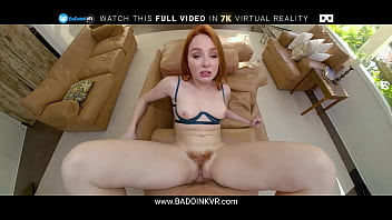 Daily Orgasms With Redhead Teen Nanny Lacy Lennon