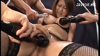 Electrical wire clip strip - Electronic current orgasm 8 -the electric torture of hitomi kitagawa