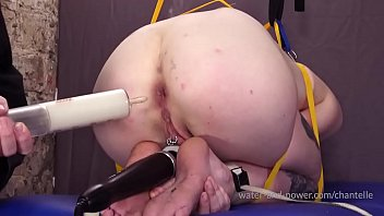 Long enema porn Smokin enema part 1