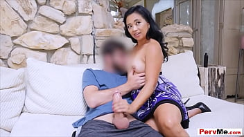 My Hot Asian Stepmom Is A Professional Bitch