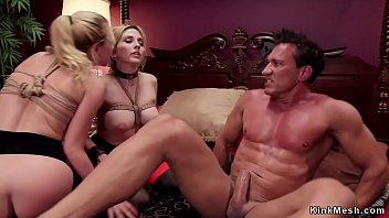 Cum with electric Hotties fucked and cummed in bdsm