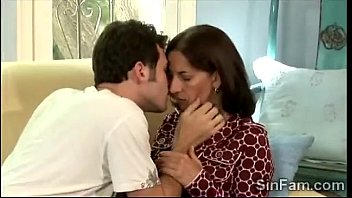 hot  milf with young guy real tits (whats her name ???) 6 min