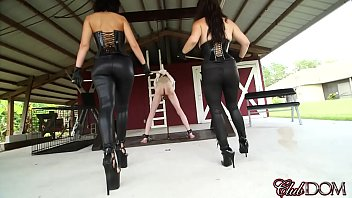Veronica Cohen & Kylie Rogue Caning 2 9分钟